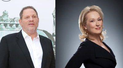 """Meryl Streep llama """"patético"""" a Harvey Weinstein"""
