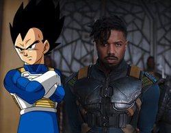 La maravillosa conexión que han descubierto entre 'Black Panther' y 'Dragon Ball'