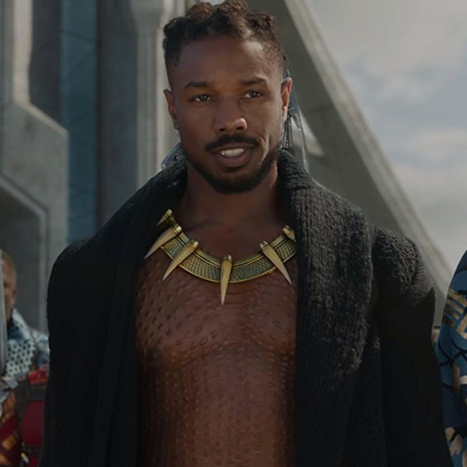 Circulo Subdividir variable  Black Panther': Michael B.Jordan responde a los fans que se atreven a  cuestionar sus gustos en anime - eCartelera