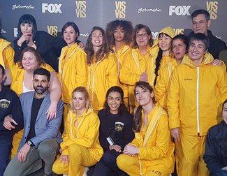 'Vis a vis' finaliza el rodaje de la tercera temporada