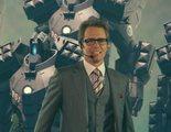 Sam Rockwell querría volver a interpretar a Justin Hammer en el Universo Cinematográfico de Marvel