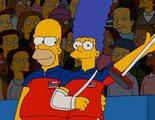 'Los Simpson' predijeron la medalla de oro de Estados Unidos en curling en los Juegos Olímpicos