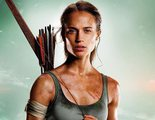 'Tomb Raider': Alicia Vikander estaría encantada de hacer una secuela