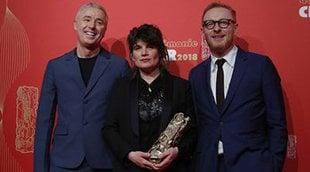Lista de ganadores de los Premios César 2018