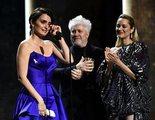 Penélope Cruz (César de Honor 2018): 'El amor por la cultura y la libertad que animan a los franceses nos inspira'