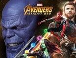 'Vengadores: Infinity War': Nuevo vistazo a los superhéroes, a Thanos y a La Orden Negra