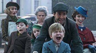 Primer teaser y póster de 'El regreso de Mary Poppins'