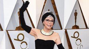 Estos son los dos outfits más comentados de los Oscar 2018