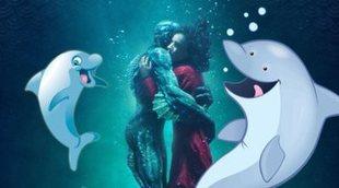 La crítica de 'La forma del agua' de un hombre que tuvo sexo con un delfín