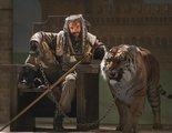 El Rey Ezekiel quiere que Maggie continúe en 'The Walking Dead' y apoya así a su compañera