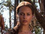 'Tomb Raider': Una nueva Lara Croft, una clásica aventura