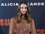 Alicia Vikander: 'La primera escena de 'Tomb Raider' me dio mucho miedo, pero después me enganché'