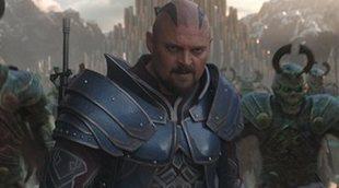 """Karl Urban ('Thor: Ragnarok'): """"Es increíble ver a Taika Waititi en acción"""""""