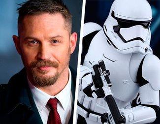 'Star Wars: Los últimos Jedi': Esta es la loca escena eliminada de Tom Hardy