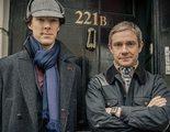 Las expectativas de los fans de 'Sherlock' cortan el rollo a Martin Freeman