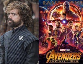 El nuevo póster de 'Infinity War' confirma la participación de Peter Dinklage