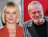 "Ellen Barkin no quiere que ""te subas a un ascensor a solas"" con Terry Gilliam"