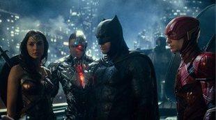 'Liga de la Justicia' es la película de DC con peor taquilla