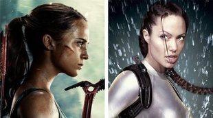 ¿Por qué no hay un cameo de Angelina Jolie en la nueva 'Tomb Raider'?
