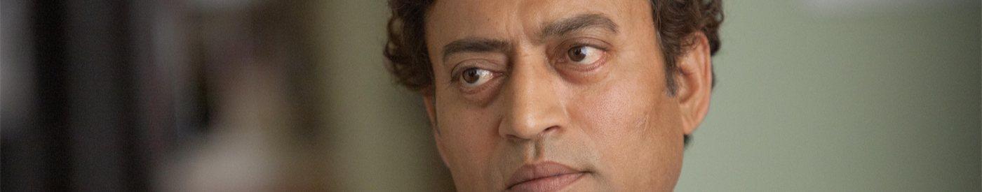 Irrfan Khan ('La vida de Pi') revela que tiene un tumor
