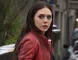 Elizabeth Olsen no se reconoce en la portada de 'Vengadores: Infinity War' de la revista Empire