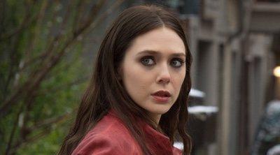 Elizabeth Olsen no se reconoce en la portada de 'Avengers: Infinity War' de la revista Empire