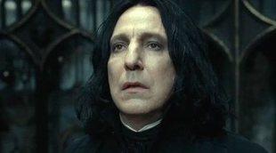 Este Easter egg de 'Harry Potter' desveló que Snape era bueno y nadie se dio cuenta