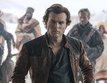'Han Solo: Una historia de Star Wars' crea polémica eliminando los blasters de sus pósters