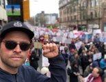 Numerosas celebrities tomaban las calles y las redes sociales para apoyar el March for Our Lives