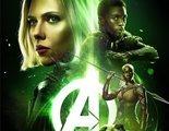 'Vengadores: Infinity War' tiene cinco nuevos posters con los colores de las Gemas del Infinito