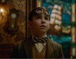 Cate Blanchett y Jack Black en 'La casa del reloj en la pared'