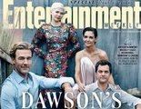 El reparto de 'Dawson crece' se reúne 20 años después en la portada de Entertainment Weekly