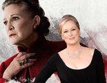 'Star Wars': fans lanzan una petición para que Meryl Streep sustituya a Carrie Fisher como Leia