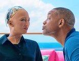 Así ha sido la desastrosa cita de Will Smith con el robot Sophia