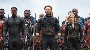 22 nuevos pósters de 'Vengadores: Infinity War'
