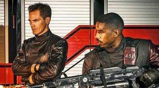 Tráiler de 'Fahrenheit 451', con Michael B. Jordan y Michael Shannon