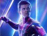Los fans descubren que al nuevo póster de Spider-Man para 'Infinity War' le falta un pequeño detalle