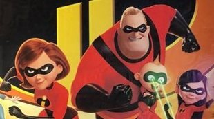 'Los increíbles 2': Nuevo póster con el villano y nuevos superhéroes al descubierto