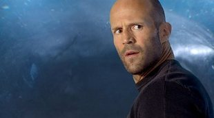 Tráiler de 'Meg': Un Jason Statham en plena forma contra un tiburón gigante