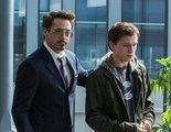 Tom Holland vio 'Black Panther' antes que nadie en casa de Robert Downey Jr.