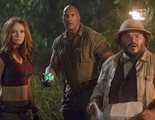 'Jumanji: Bienvenidos a la jungla' a punto de superar a 'Spider-Man' como película más taquillera de Sony