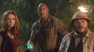 'Jumanji: Bienvenidos a la jungla' a punto de superar a 'Spider-Man'