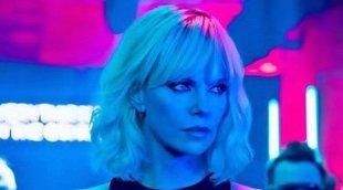 Charlize Theron confirma la secuela de 'Atómica'