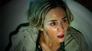 'Un lugar tranquilo' es la película de terror del año y esta escena lo demuestra