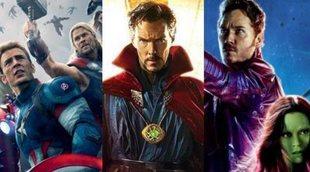 Las 12 películas del UCM imprescindibles antes de 'Vengadores: Infinity War'