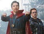 Benedict Cumberbatch ('Vengadores: Infinity War'): 'Robert Downey Jr. es el rey'