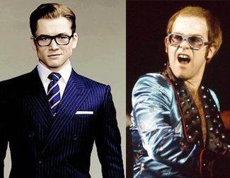 Taron Egerton cantará las canciones de Elton John en 'Rocketman'