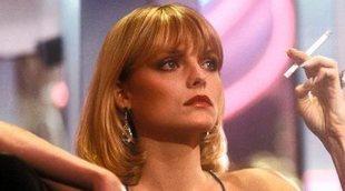 Michelle Pfeiffer reaccionó así a una pregunta sobre su peso en 'Scarface'