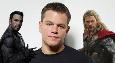 <span>Hoy en Twitter:</span> Chris Hemsworth y Ben Affleck se pelean por la amistad de Matt Damon