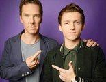 Tom Holland confunde 'RuPaul's Drag Race' con una carrera de coches ante un atónito Benedict Cumberbatch
